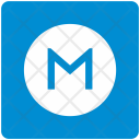Metropolitan Underground M Icon