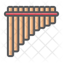 Mexican Pan Flute Icon