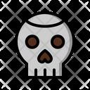 Mexican Skull Skull Desgined Skull Icon