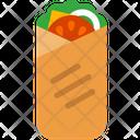 Mexican Taco Icon