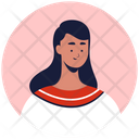 Mexican Woman Dress Mexican Wearing Traditional Clothes Icon
