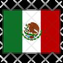 Mexico Flag Flags Icon