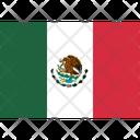 Flag Country Mexico Icon