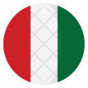 Mexico Flag Country Icon