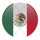 Mexico National Country Icon
