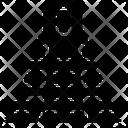 Chichen Itza Landmark Icon