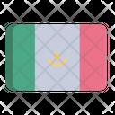 Mexico Flag Flag Mexican Logo Icon