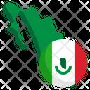 Mexico Flag Mexico Iconx Flag Icon