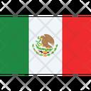 Mexico Flag Mexico Flags Icon