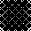 Mezuzah Doorpost Parchment Icon