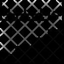 Mezzanine Floor Empty Icon