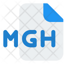 Mgf File Audio File Audio Format Icon