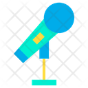 Mike Mocrophone Communication Device Icon