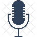 Mic Microphone Radio Mic Icon