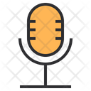 Microphone Mic Voice Icon