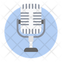 Mic Microphone Transmitter Icon
