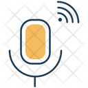 Mic Internet Of Things Microphone Icon