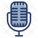 Mic Recording Microphone Voice Recorder Icon