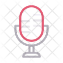 Mike Microphone Recorder Icon