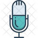 Device Microphone Mic Icon