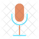 Mikem Mic Microphone Icon