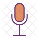Mikem Mic Microphone Icon