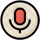 Social Mic Microphone Icon