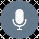 Mic Microphone Siri Icon