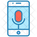Mic Iphone Device Icon