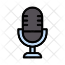 Mike Speaker Recorder Icon