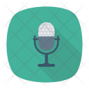 Mic Speech Talk Icon