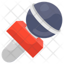 Mic Microphone Media Icon