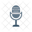 Mic Recorder Speaker Icon