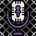Mic Microphone Recording Icon