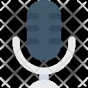 Microphone Sound Radio Icon