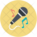 Mic Music Song Icon