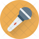 Microphone Sound Singing Icon