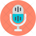 Mic Microphone Radio Icon