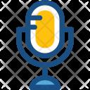 Microphone Sound Wireless Icon