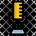 Sound Recording Microphone Icon
