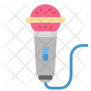Mic Musical Song Icon