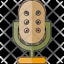 Mic Microphone Electronic Icon