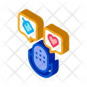Microphone Label Music Icon