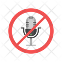 Mic Not Allow Icon