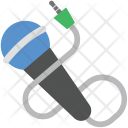 Mic with Jack Icon