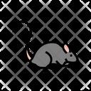 Mice Pet Color Icon