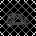 Micro Auto Micro Car Icon