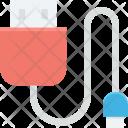 Micro Usb Cable Icon