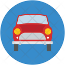 Microcar Car Front Icon