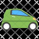 Micro Car Electric Icon